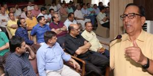 Traders demand holding of Jammu Chamber's electio...