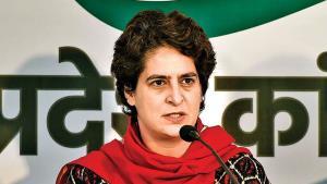 People are watching: Priyanka Gandhi attacks BJP ...