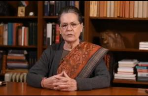 Victory over BJP's negative politics: Sonia Gandh...