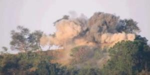 Indian Army destroys Pakistani post in Poonch