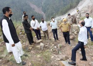 PCCF launches plantation under J&K Green Drive at...
