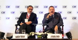 Dr Jitendra Singh for optimum PPP model in health...