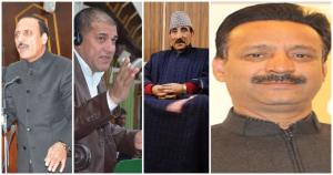 J&K administration releases 4 politicians from ho...