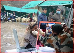 Army distributes medical kits in remote areas of ...