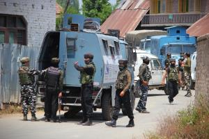 Terrorist killed in encounter in Baramulla