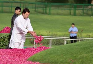 Leaders pay homage to Jawaharlal Nehru on 54th de...