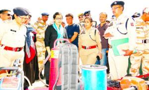 DDMA Leh conducts mock drill