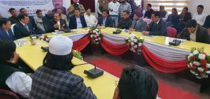 Dr Jitendra Singh chairs DISHA meeting of Kathua ...