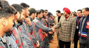 Atya Patya Federation Cup begins at Katra