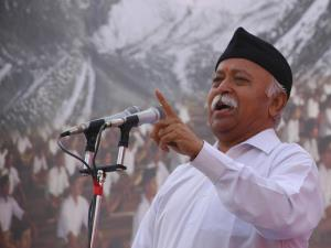Anybody living in India is Hindu, says RSS chief ...