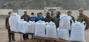 5 drug peddlers held, 120-kg poppy straw seized i...