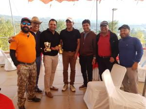 Amateur Championship Cup 2018 organized at Jammau...