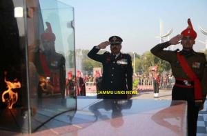 Tiger Division celebrates Vijay Diwas in Jammu