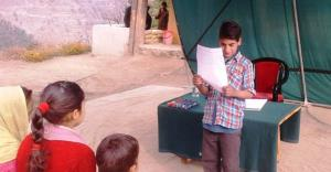 Army organised Elocution Competition