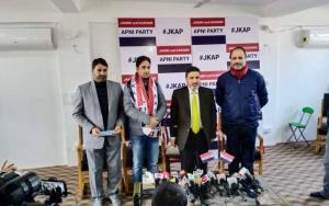 Will make Srinagar a world class city, says Altaf...