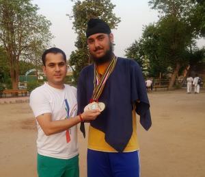 Chandeep Singh wins gold in Asian Para Taekwondo ...