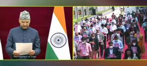 Constitution Day: President Kovind leads nation i...