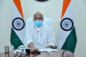 Rajnath Singh approves budgetary support of nearl...