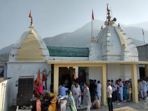 BJP leader seeks development of Sudhmahadev and M...