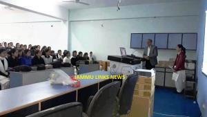 GCW Gandhi Nagar organises guest lecture