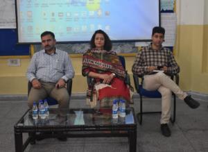 JK Public School Kunjwani organises orientation p...