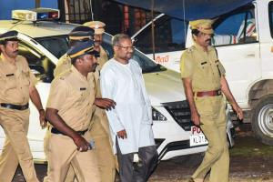 Nun rape case: Bishop