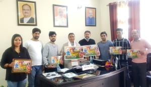 Sat Sharma releases Dogri Music Video on Lord Shi...