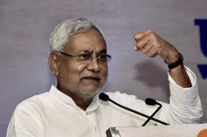 No discord in alliance with BJP, says Bihar CM Ni...