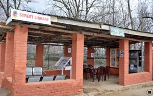 Army converts bus stand to