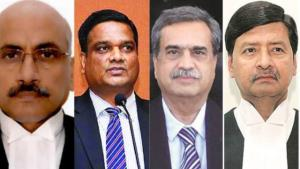 4 new judges sworn in as justices of Delhi High C...