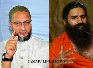 Owaisi hits out at Ramdev
