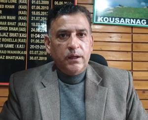 DC Kulgam expresses gratitude to people urges to ...