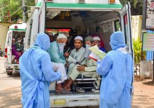 COVID-19 death toll in India rises to 77, number ...