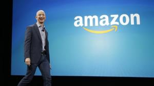 Amazon chief Bezos tops Forbes world