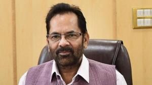 Union Minister Naqvi to lead delegation of minist...
