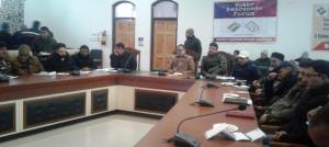 DC Anantnag launches Voter Awareness Forum
