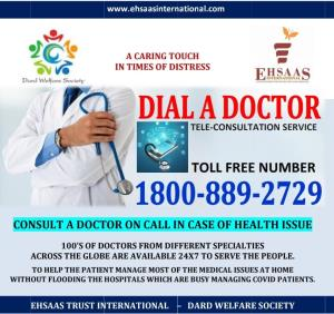 300 doctors offering free telemedicine service to...