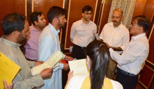 Over 37 deputations, 38 individuals meet Advisor ...