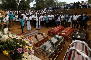 Sri Lanka attacks: One of the 9 suicide bombers a...