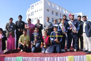 JSS celebrates Annual Sports Meet - Udaan