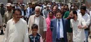 Altaf Bukhari reviews progress on alternate Zero ...