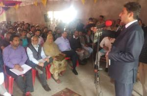 DDC Anantnag holds Public outreach programme at D...