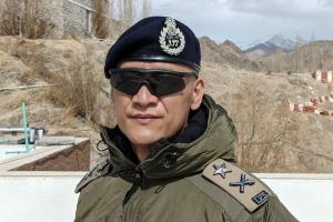 ITBP deputes new IG for Ladakh, to head Northwest...