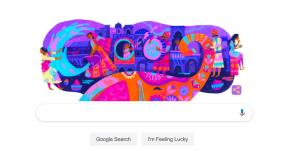 Happy Holi! Google marks festival of colours with...