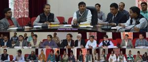 DDC Doda reviews performance of Revenue department