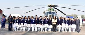 AFS organises static display of military assets