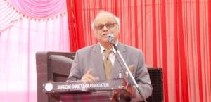 Former Supreme Court judge PC Ghose appointed Ind...