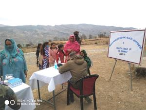 Army organises medical camp for children in Poonch