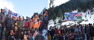 First ever winter games commence at Singhpora Chh...