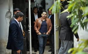 PMLA case: Robert Vadra appears before ED for 5th...
